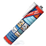 Sikaflex 291 White 10.3 oz. Cartridge Marine Adhesive / Sealant (Quantity 1)