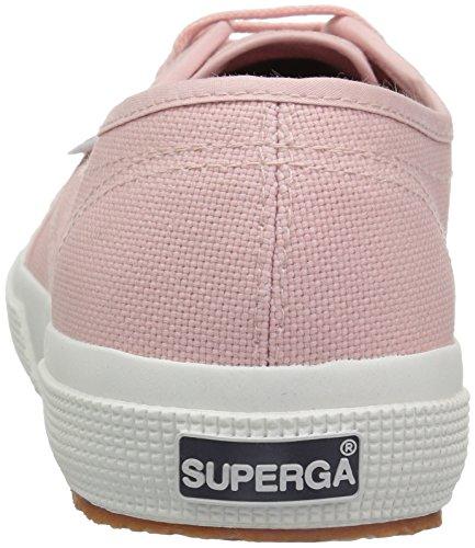 Superga Damen 2750 Cotu Sneaker Hell-Pink