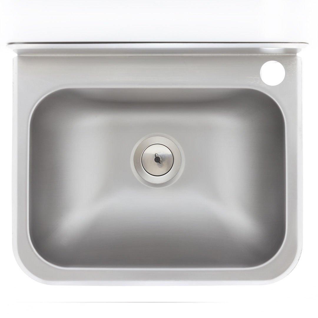 Handwaschbecken kleine ausführung 38x20x33 cm: amazon.de: küche