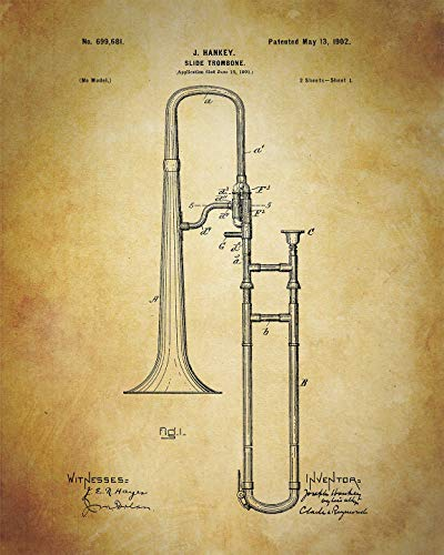 - Patent Print Vintage Reproduction