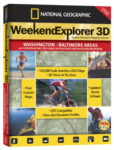 Weekend Explorer 3D - Dc Washington Outlet Shopping