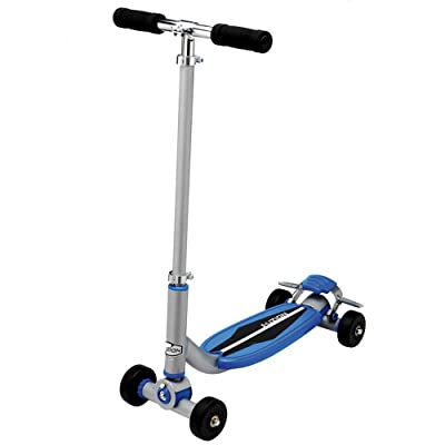 Fuzion Scoot 4 in 1 - Ride on - Scooter - Balance Bike - Convertible Scooter - Training Scooter - Motor Skills Trainer (Blue): Toys & Games