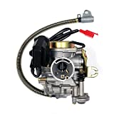 gy6 engine parts - Performance Adjustable CARBURETOR for 50cc/80cc GY6 Engines 20mm