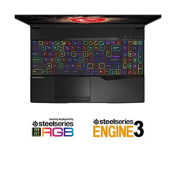 "MSI Gaming GL65 Leopard, Intel 9th Gen. i7-9750H, 15.6"" FHD Gaming Laptop (16GB/512GB NVMe SSD/Windows 10 Home/Nvidia GTX 1660Ti/ Black/2.3Kg) 9SDK-474IN - - Laptops4Review"