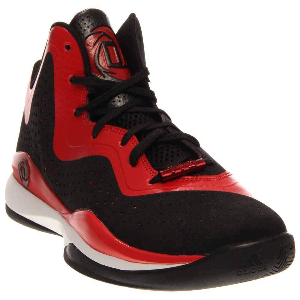 pretty nice 940cb 75e73 Galleon - Adidas D Rose 773 III Mens Basketball Shoe 11 Black-Scarlet