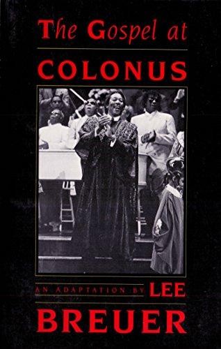 The Gospel At Colonus (NONE)
