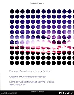 Book Organic Structural Spectroscopy