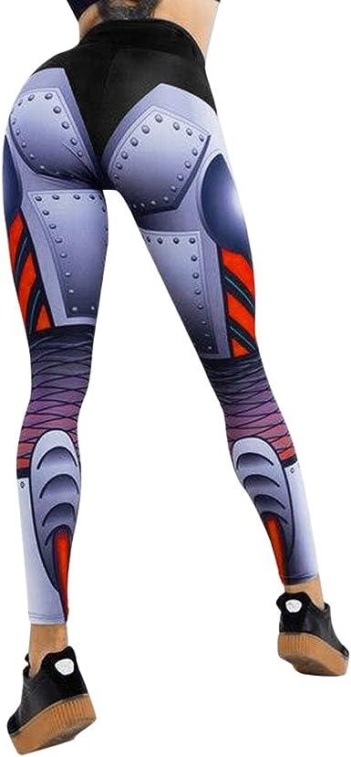 Pantalones Yoga Mujeres Mallas Deportivas Mujer Leggings ...