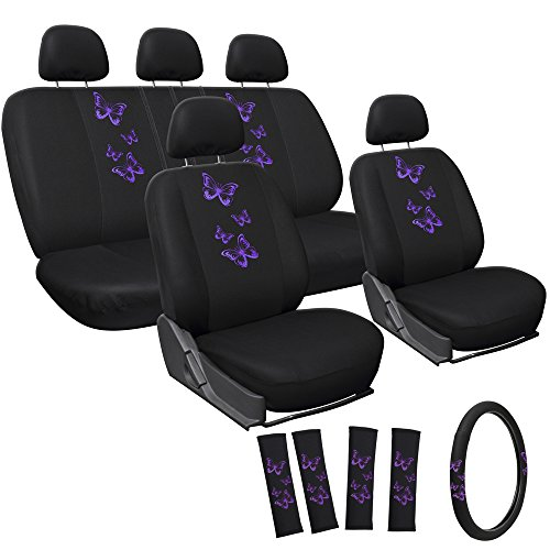 OxGord SCFE B02A 00 Seat Cover product image