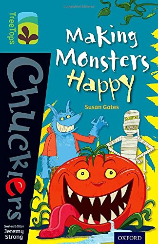 Read Online Oxford Reading Tree Treetops Chucklers: Level 9: Making Monsters Happy pdf epub