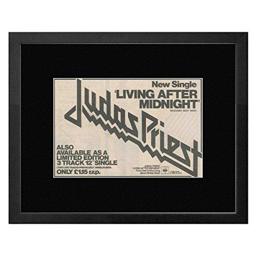 judas priest british steel poster - 5