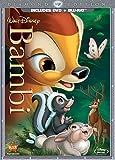 Bambi (Two-Disc Diamond Edition Blu-ray/DVD Combo in DVD Packaging) by Walt Disney Studios Home Entertainment by David Hand, Graham Heid, James Algar, Norman W Bill Roberts