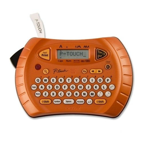 Brother International Corp. Personal Handheld Labeler, 2 Print Lines, 1 Font, 9 Styles SKU-PAS972266