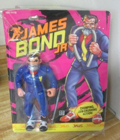 1991 James Bond Jr Jaws