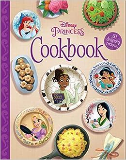 .50 The Disney Princess Cookbook  + Free shipping with Amazon Prime at Amazon!
