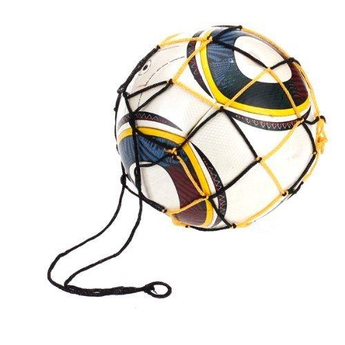 Hangaga Sac /à Mailles en Nylon de Football de Sac de Maille de Cordon de Cordon de Nylon de Volleyball de Basket-Ball denfants