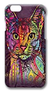 Abyssinian Cat Custom iPhone 6 4.7inch Case Cover Polycarbonate 3D