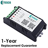 Tesco WiFi Switch Module 4 Channel 1500W x 4 Home automaton, control fans, lights etc works with Amazon ECHO Alexa, Google Home for Android & iPhone