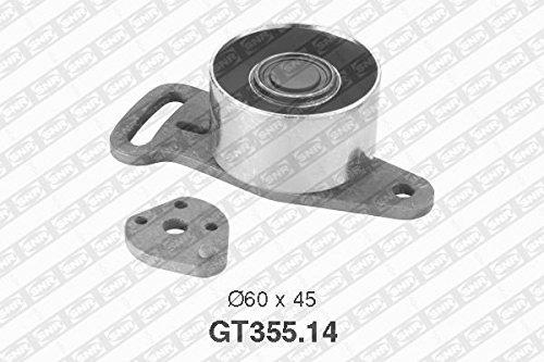 SNR GT355.14 Polea tensora, Correa Dentada