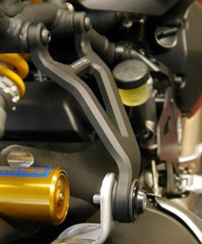PRN013049 EVOTECH PERFORMANCE Auspuff Halterung Blanking Plate Kit