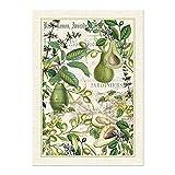 Kitchen Designs Michel Design Works Avocado Cotton Kitchen Towel, Green