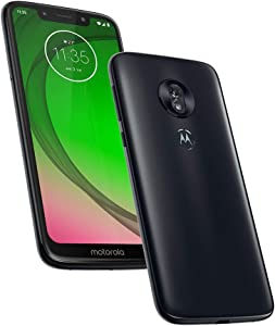 Motorola G7 Play 32GB GSM Unlocked Nano-SIM Phone w/ 13MP Camera - Deep Indigo