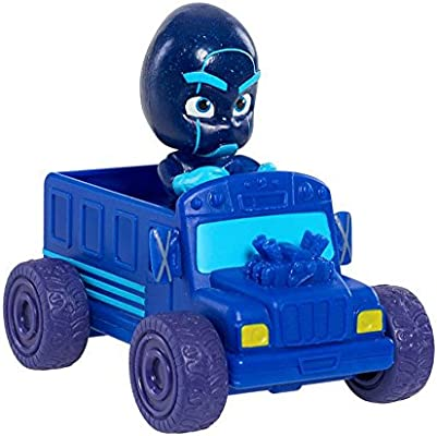 PJ Masks Mini vehículo Ninja Nocturno (Bandai 24729)