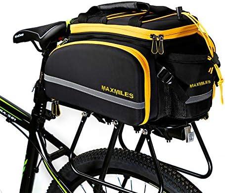 MaxMiles Bicycle Waterproof Rear Panniers