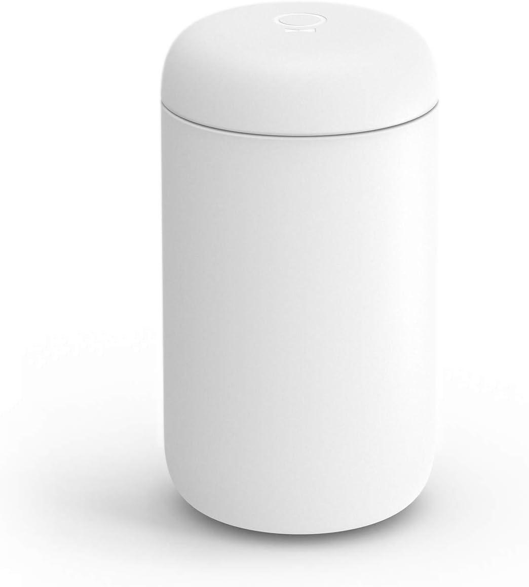 Fellow Carter Everywhere Mug, Vacuum Insulated w/True Taste Ceramic Coating, Matte White 16oz