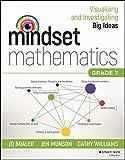#9: Mindset Mathematics: Visualizing and Investigating Big Ideas, Grade 3