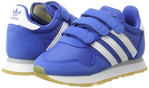 Ftwbla Blu Cf Unisex blu Bambini C Scarpe Sportive Adidas Ftwbla Haven vUy0qHv1