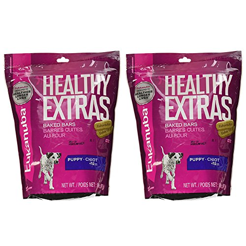 EUKANUBA Healthy Extras Dog Treats 2 pack by Cedar Crate Market