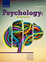 Psychology : An Introduction Front Cover