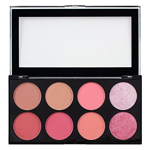 Makeup Revolution Ultra Blush and Contour Palette, Sugar and Spice