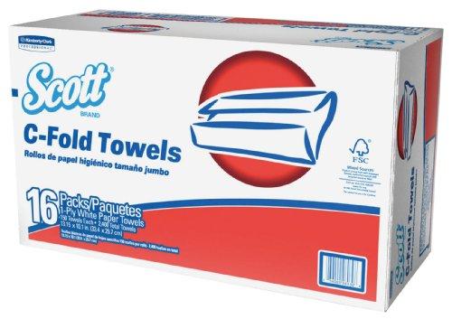 kimberlyclark 08030 cfold hand towel 10125quot width x 13