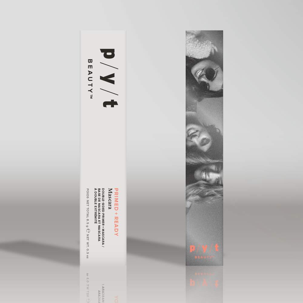 PYT Beauty, Mascara, Black, Double Sided Primer and Mascara, Volumizing,  Lengthening,