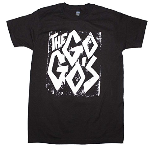 The Go Go's The Go Gos Punk Print T-Shirt X-Large