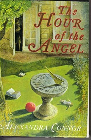 book cover of The Hour of the Angel