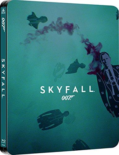 Skyfall: Limited Edition Steelbook (Blu-ray + Digital HD)