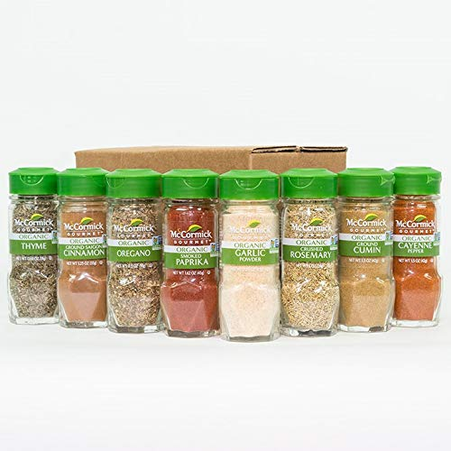 Mccormick Spice Rack: Amazon.com : McCormick Baking Essentials Variety Pack 8