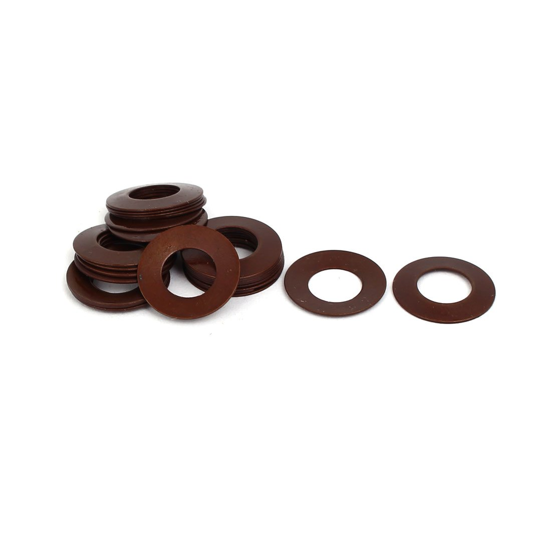uxcell 14mm Outer Dia 7.2mm Inner Diameter 0.35mm Thickness Belleville Spring Washer 25pcs