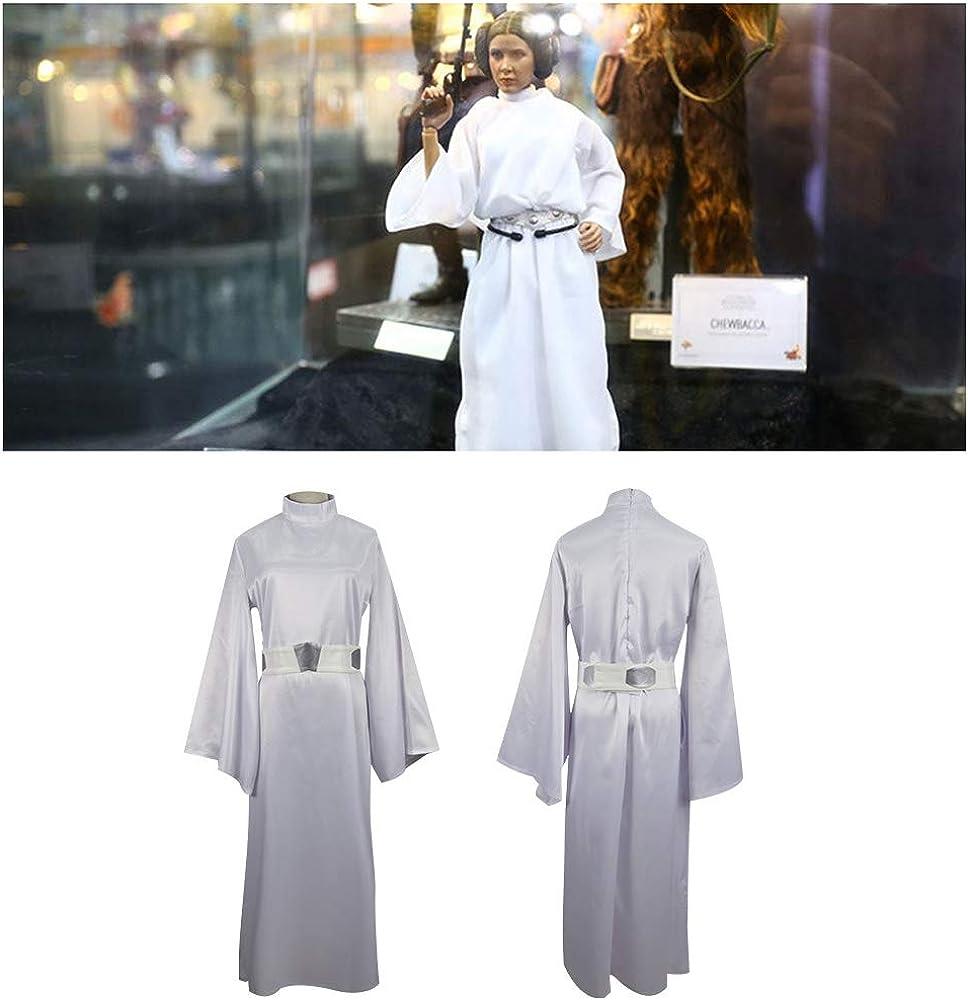 Fanstyle Disfraz de Star Wars para Cosplay, Disfraz de Princesa ...