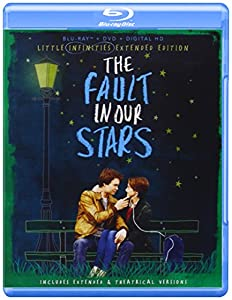 Cover Image for 'The Fault in Our Stars (Little Infinities Extended Edition) (Blu-ray + DVD + Digital HD + Infinity Bracelet)'