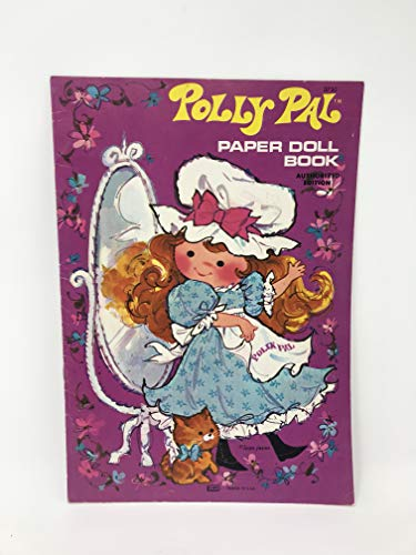 (Polly Pal Vintage Paper Doll Book Leon Jason)