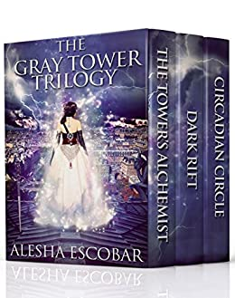 The Gray Tower Trilogy: Books 1-3 by [Escobar, Alesha]