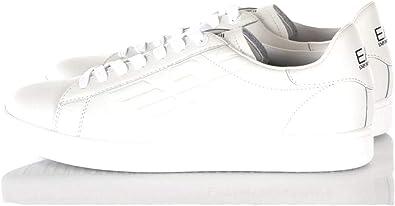 Emporio Armani EA7 Men Sneakers Bianco