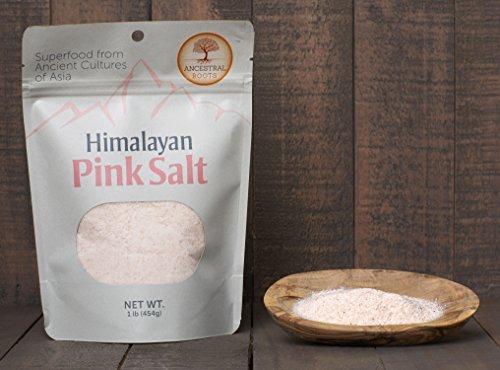 Ancestral Roots Himalayan Pink Salt