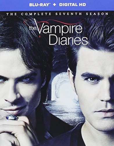 Blu-ray : The Vampire Diaries: The Complete Seventh Season (Dolby, AC-3, , 3 Pack, Slipsleeve Packaging)