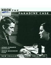 SOUNDTRACK/CAST ALBU - PARADINE CASE - BY FRANZ WAXMAN WITH)