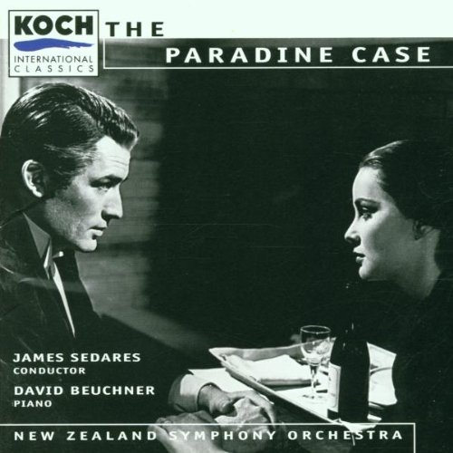 - The Paradine Case: Hollywood Piano Concertos by Waxman, Herrmann, & North